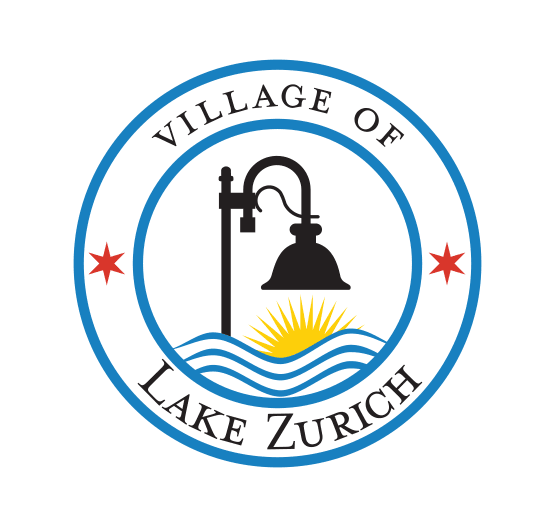 Village of Lake Zurich logo