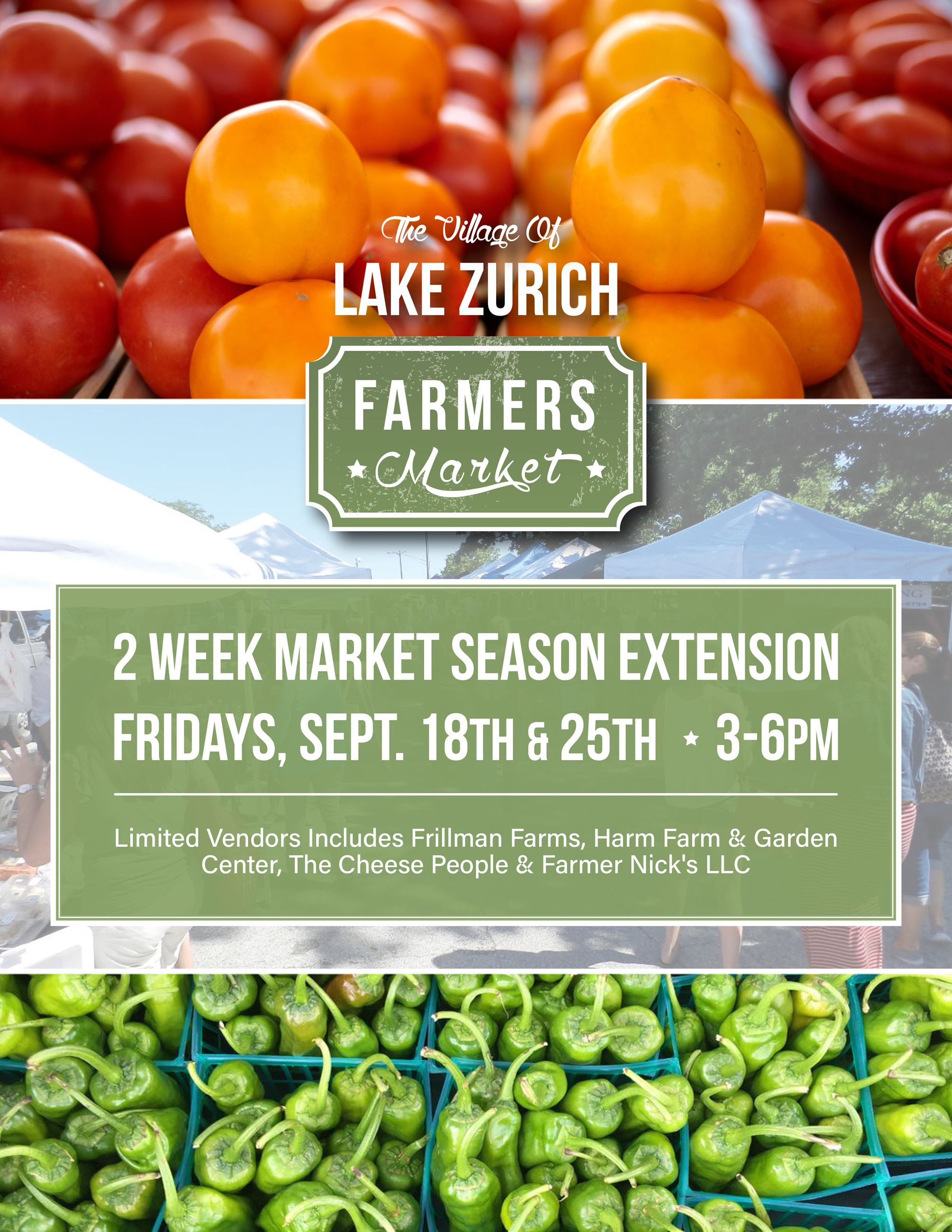 2020 Farmers Market Extended