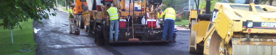 Road Resurfacing Program